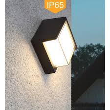 indoor outdoor ip65 led wall lamp