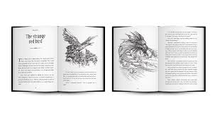 Illustration Book Design Layout The Book Of Heavens Is A 250