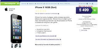 iphone 6 elgiganten pris