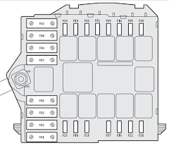 alfa romeo fuse box diagram alfa wiring diagrams cars description alfa romeo spider 2006 2011 fuse box diagram