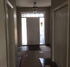 entry door mini blinds. entry door side-lights: mini blinds or ? d