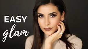 makeup tutorial full glam dubai inspired
