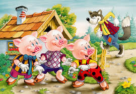 Image result for three little pigs