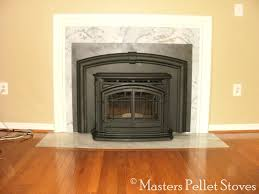 pellet stove insert installation guide instructions harman invincible fireplace