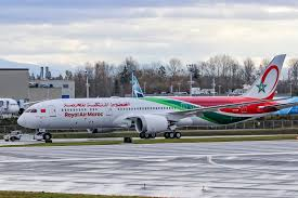 Royal Air Maroc Boeing 767 300 Seating Chart Royal Air Maroc Debuts Newly Delivered Boeing 787 9