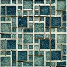 led glass tiles le glass tile mosaic a cozy le glass mosaic wall tile le glass