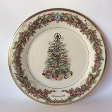 30 Best Lenox Christmas Images On Pinterest  Christmas China Lenox Christmas Tree Plates