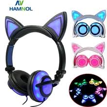 Best value <b>headphones</b> with cat ears <b>glow</b> – Great deals on ...