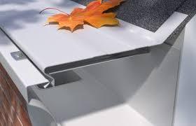 Senox Color Chart E Z Solid Painted Aluminum Covers E Z Gutter Guards