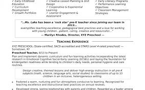 Perfect Sample Teaching Resume Objective Motif Documentation