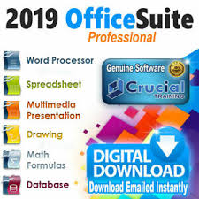 Ms Suite Details About 2019 Office Suite Software Student Home Business For Ms Windows Digital Download