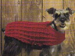 Free Crochet Dog Sweater Patterns Enchanting 48 Free Crochet Dog Sweater Patterns Guide Patterns