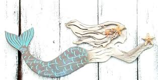 metal mermaid wall art outdoor mermaid wall decor outdoor mermaid wall decor colors little decorating kit also art large size of together metal outdoor