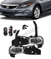 2008 Honda Accord Coupe Fog Light Kit Rp Remarkable Power Fl7044 Fit For 2008 10 Accord Cupe 2dr Clear Fog Lights Lens Bumper Lamps Kit