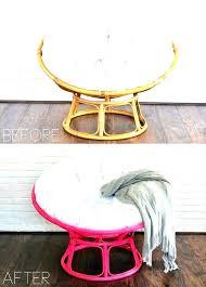 papasan slipcover chair papasan slipcover diy