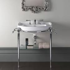 imperial drift large basin stand with glass shelf