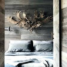 Bedroom Decor For Men Bedroom Themes With Antler Decor On Wood Walls Mens Bedroom  Decor For Sale