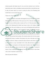 reflection on the movie we are marshall research paper reflection on the movie we are marshall essay example