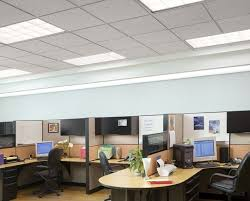 best light for office. but planar light sources are the best also more expensive to set up. that is why offices across world use ceiling mounted tubelights. for office