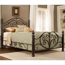 iron bedroom furniture. Grandisle Iron Bed In Brushed Bronze Bedroom Furniture G