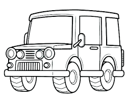 936x761 safari jeep coloring pages