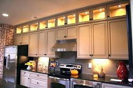 over cabinet led lighting. Above Cabinet Lighting Led Lights For Kitchen Cabinets Using Soft Yellow . Over