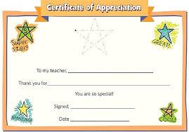Best Teacher Award Certificate Printable Certificates Teachers Free