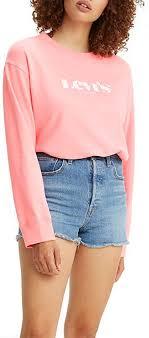 <b>Levi's</b> Women's <b>Graphic Standard</b> Crewneck Sweatshirt at Amazon ...
