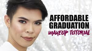 affordable graduation makeup tutorial 2018 philippines kenny mad