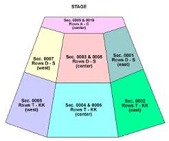Wild Adventures Amphitheatre Seating Chart 56 Paradigmatic Mcallen Civic Center Auditorium Seating Chart