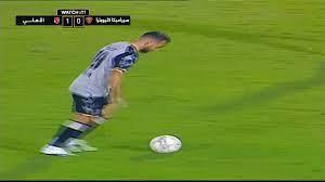 اهداف مباراة الاهلي وسيراميكا كليوباترا (2-0) الدوري المصري - بطولات