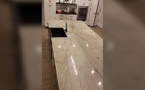nashville granite kitchen island1