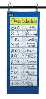 Classroom Pocket Charts School Smart Pocket Chart For Classroom 12 1 2 X 33 Inches 14 Pockets Blue