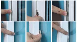 felt weather stripping for sliding glass doors door ideas