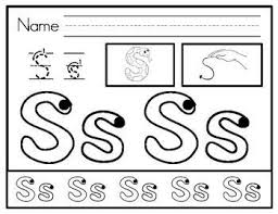 Combining these letters is how the words necessary for communication develop. Phonics Related Letter Formation Practice Sheets Jolly Phonics Phonics Letter Formation Practice