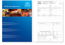 Multipurpose Agreement Contract Tool | Neca