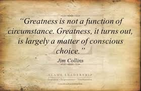 Greatness Quotes New AL Inspiring Quote On Achieving Greatness Alame Leadership
