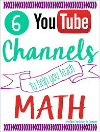 channels to help you teach math videos math math video tutorials to help your kids math this list has given me some great new websites to use