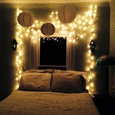 Lights In Bedroom My Bedroom Oasis Twinkle Lights White And Stripes Dormitorio