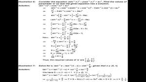 Basic Math Formulas Chart Best Formula Chart In Mathematics Youtube