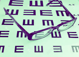 Eye Chart Poster Free Glasses And Eye Chart Background