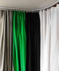 photography curtain tracks
