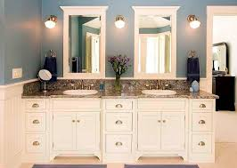 white bathroom cabinets. Awesome Off White Cabinets Transitional Bathroom In T