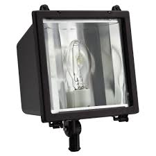 lithonia lighting commercial grade 150 watt bronze outdoor metal halide flood light oflc 150m tb lpi m4 the home depot