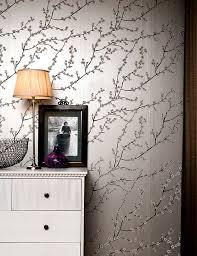 wallpaper kyoto silver grey shimmer