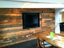 stained shiplap wall stained wall wall with stained wood dual washstand bathroom stained shiplap half wall stained shiplap wall