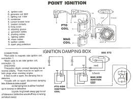 bosch ignition bosch points ignition wiring diagrams points ignition wiring diagram for bosch ignition system