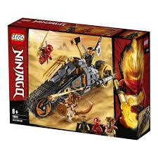 LEGO® Ninjago 70672 Cole's crossmotor