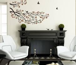 art large tree branch wall sticker