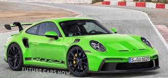 For optimum supply of air to each cylinder. New 992 Porsche 911 Gt3 Rs Rendered Looks Spot On Autoevolution